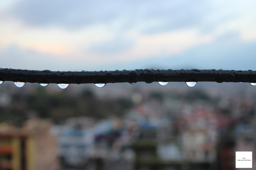 After rain- Kathmandu