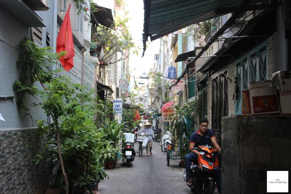 Ruelle- Ho Chi Minh City