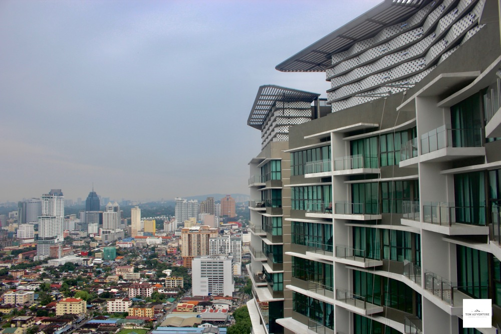 Balcony In Kuala Lumpur