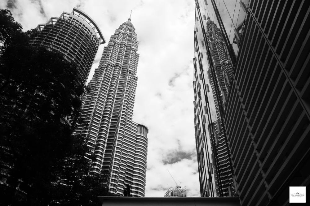 Petronas Twin Towers- Kuala Lumpur
