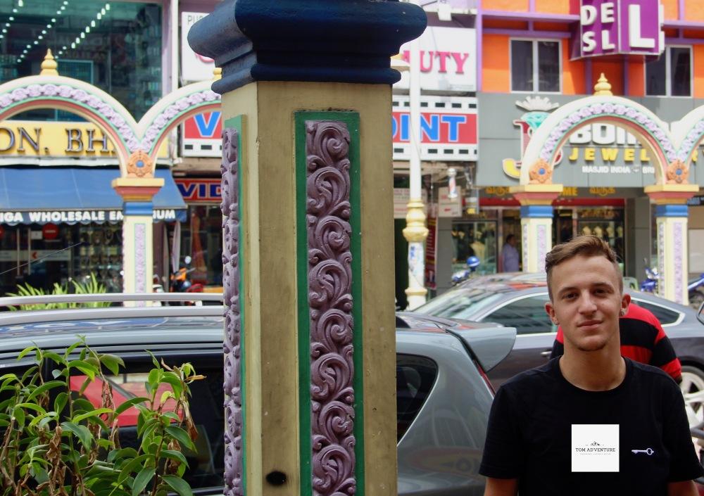 Indian Quarter in Kuala Lumpur